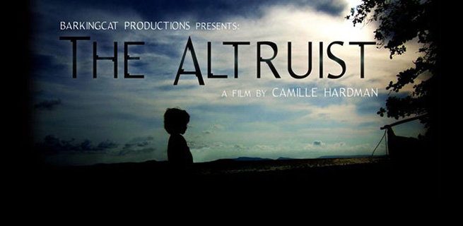 """The Altruist""- A Film by Camille Hardman"