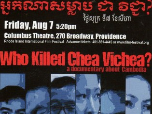 Who Killed Chea Vichea?