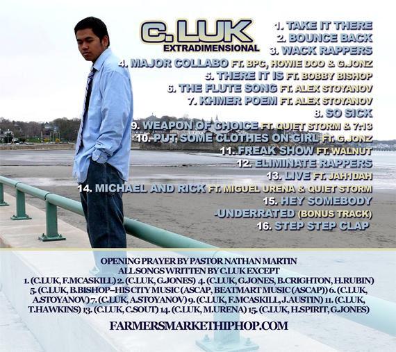 Chantha Luk - Hip Hop Artist