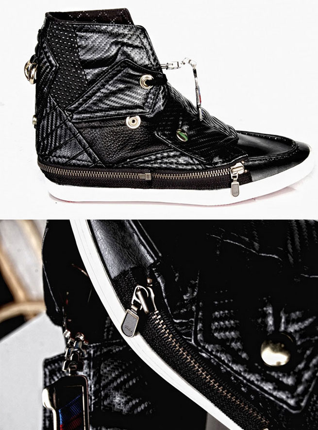 Remy Hou Designs Justin Bieber Shoes
