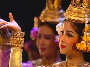 Cambodian Royal Classical Ballet in France