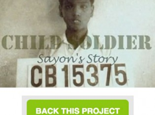 Child Soldier: Sayon's Story