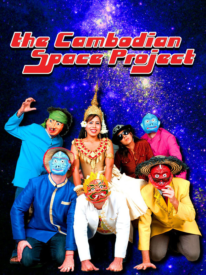 Srey Thy - Cambodian Space Project