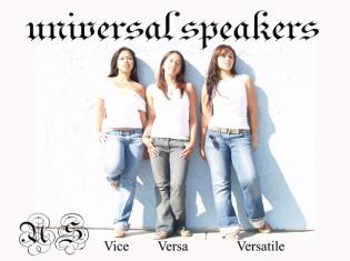 Universal Speakers
