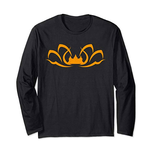 Cambodian Alliance for Arts Official Long Sleeve Shirt